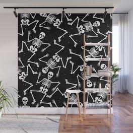 Cosmic Skeletons Wall Mural