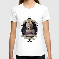buffy the vampire slayer T-shirts featuring Buffy - Buffy the Vampire Slayer by muin+staers