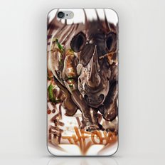 The Charge Part 2 iPhone Skin