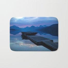 Lake MacDonald Morning Bath Mat