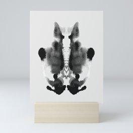 Form Ink Blot No. 26 Mini Art Print