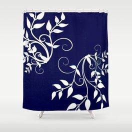Denim Shower Curtain