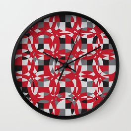Cyclical No. 2 Wall Clock