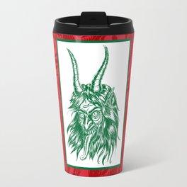 Here Comes Krampus! Travel Mug