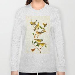 Birds & Plants Long Sleeve T-shirt