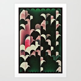Nuvo Fyylds Art Print