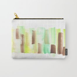 [161228] 9. Abstract Watercolour Color Study Carry-All Pouch