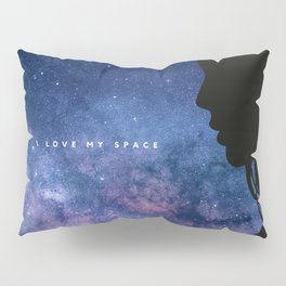 My Space Pillow Sham