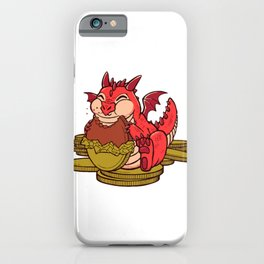 Hungry Hoarder iPhone Case