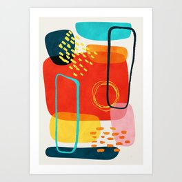 Ferra Art Print