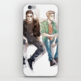 Dreamers iPhone Skin