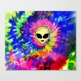 They're Out There Canvas Print