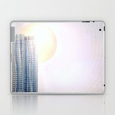 New York by Gehry Illustration Laptop & iPad Skin