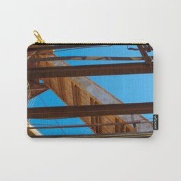 Between the iron lines Carry-All Pouch
