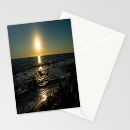 Peaceful Ending Stationery Cards