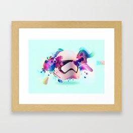 First Colors Order Framed Art Print