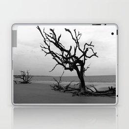 Ghost Trees Laptop & iPad Skin