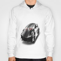 lamborghini Hoodies featuring Just a Lamborghini by Ispas Sorin