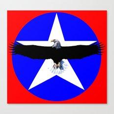 The National bird Canvas Print