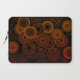 Electric Cooking Laptop Sleeve