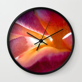 The Scent Lingers Wall Clock