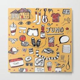 'Juno' Metal Print