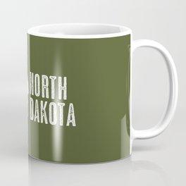 Bison: North Dakota Coffee Mug