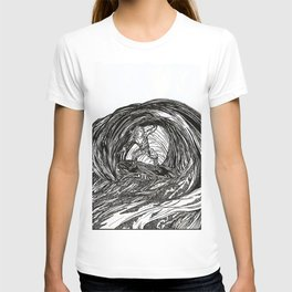 Wave Rider T-shirt