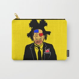 Jean Michelle Basquiat Carry-All Pouch
