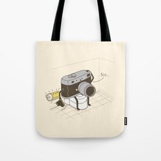 Out of Film Tote Bag
