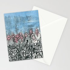 This is war Stationery Cards