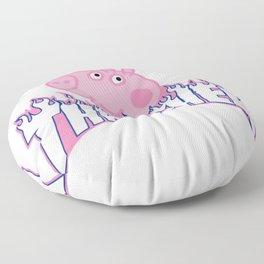 Peppa Pig Skateboard Floor Pillow