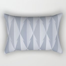 Spruces Christmas tree fur trees pattern Rectangular Pillow