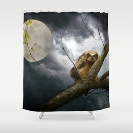 The seer of souls Shower Curtain