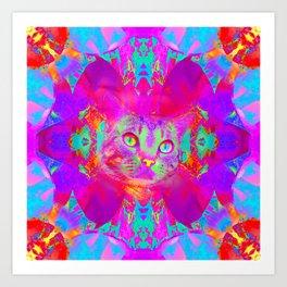 Briah-Lady Jasmine Art Print