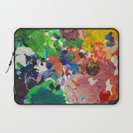 Palette of Colors Laptop Sleeve