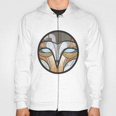 owl face Hoody