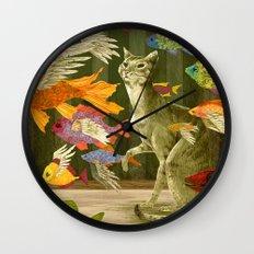 Choosing Wall Clock
