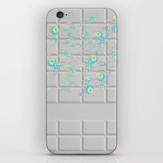 Push Button v.2 iPhone & iPod Skin