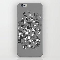 Floating Village iPhone & iPod Skin