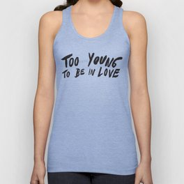 Young Unlover Unisex Tank Top