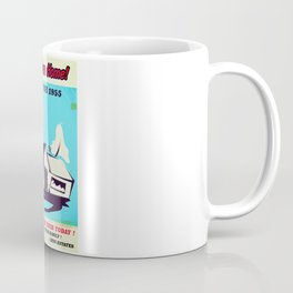 A modern home for 1955! Coffee Mug