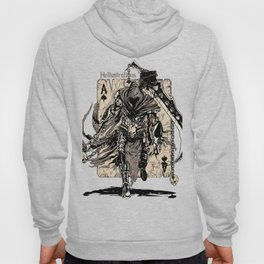The Ace Of Spades Warrior Hoody