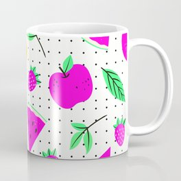 pink fruits Coffee Mug