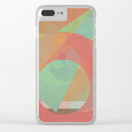 Monza Clear iPhone Case