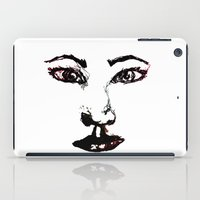 kevin russ iPad Cases featuring For Kevin by Sarah Selby