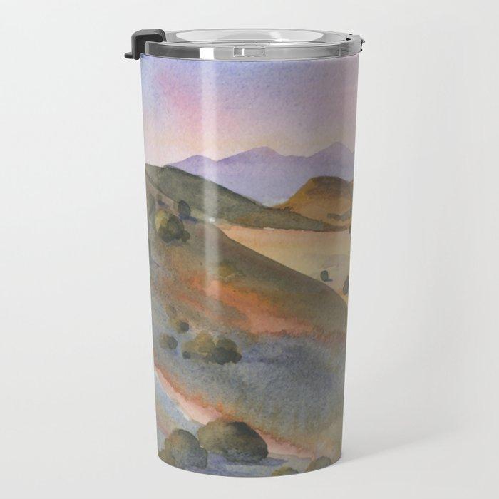 The Foothills of Sierra County Travel Mug