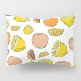 LEMON PATTERN Pillow Sham