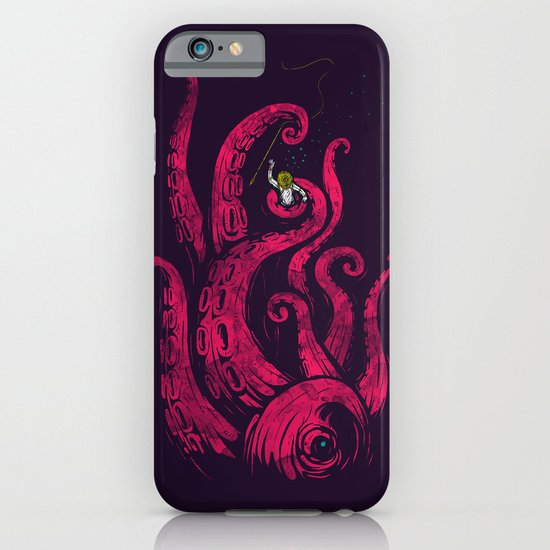 undersea attack (col. ver) iPhone & iPod Case