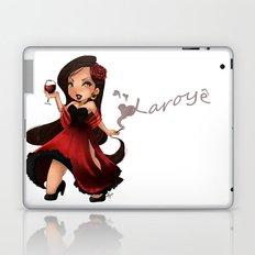 Pomba Gira Laptop & iPad Skin